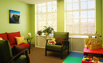 Therapy Area at Anne Nan's Tree of Life Behavorial Health Services